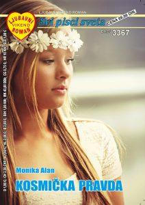 Ljubavni 3367 KORICE